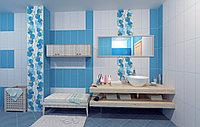 Кафель синяя серия