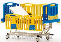 """Детская функциональная кровать с механическим подъёмным механизмом рычажного типа """"ALARA Mechanics"""""""