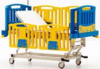 """Детская функциональная кровать с механическим подъёмным механизмом рычажного типа """"ALARA Mechanics"""", фото 1"""