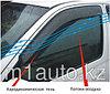 Ветровики/Дефлекторы боковых окон на Nissan Qashqai/Ниссан Кашкай 2007 -2013