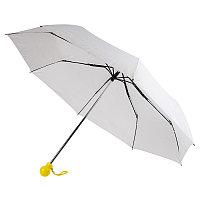 Зонт складной FANTASIA, механический, Белый, -, 7434 03
