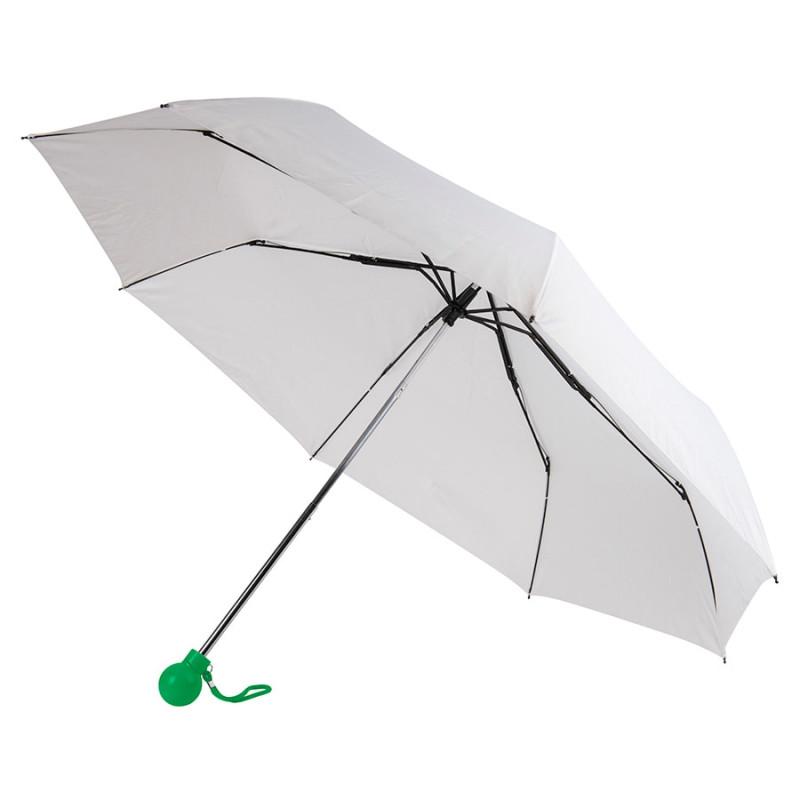 Зонт складной FANTASIA, механический, Белый, -, 7434 18