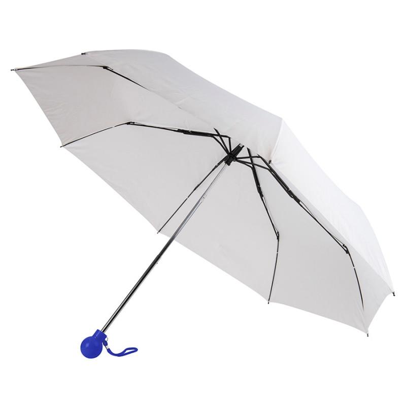 Зонт складной FANTASIA, механический, Белый, -, 7434 24