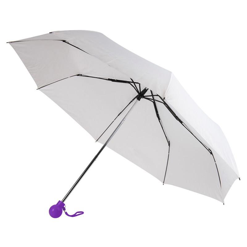 Зонт складной FANTASIA, механический, Белый, -, 7434 11