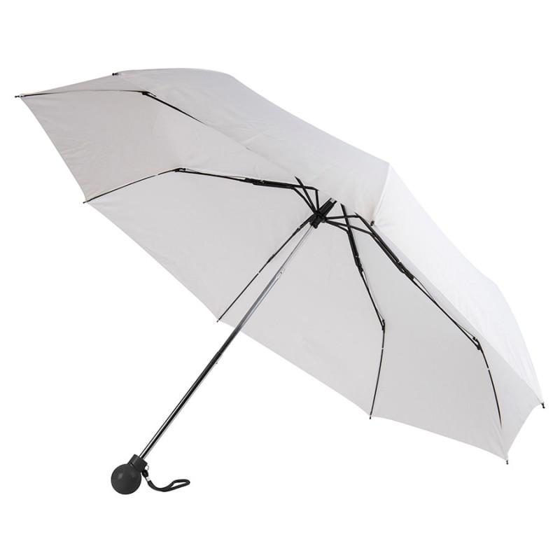 Зонт складной FANTASIA, механический, Белый, -, 7434 35
