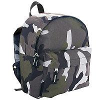 Рюкзак детский RIDER KIDS, (устарел) Камуфляж, -, 770101.986