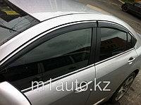 Ветровики/Дефлекторы боковых окон на Nissan Murano/Ниссан Мурано 2009 -, фото 1