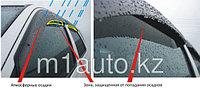 Ветровики/Дефлекторы боковых окон на Nissan Murano/Ниссан Мурано 2004 - 2008, фото 1