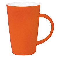 """Кружка """"Tioman"""" с прорезиненным покрытием, Оранжевый, -, 23501 06, фото 1"""