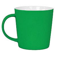"""Кружка """"Bali"""" с прорезиненным покрытием, Зеленый, -, 23502 15, фото 1"""