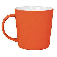 """Кружка """"Bali"""" с прорезиненным покрытием, Оранжевый, -, 23502 06, фото 1"""