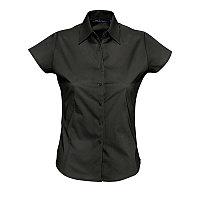 Рубашка женская EXCESS 140, Черный, XS, 717020.312 XS