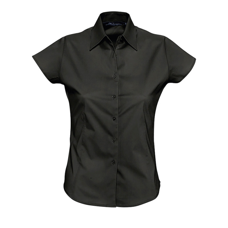 Рубашка женская EXCESS 140, Черный, M, 717020.312 M