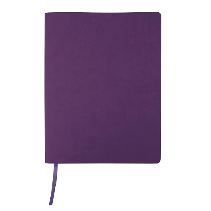 Бизнес-блокнот BIGGY, формат B5, в клетку, Фиолетовый, -, 21218 11 30