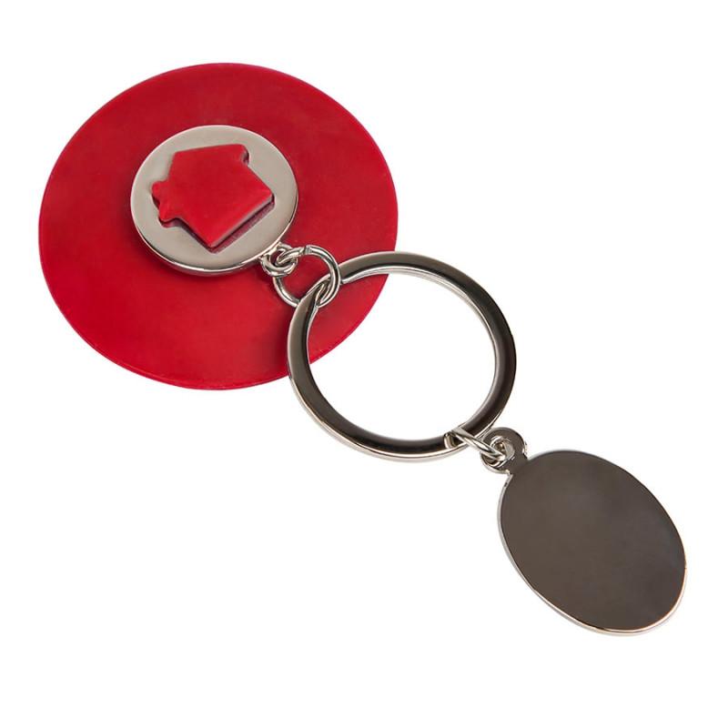 Брелок HALMAN, Красный, -, 344703 08