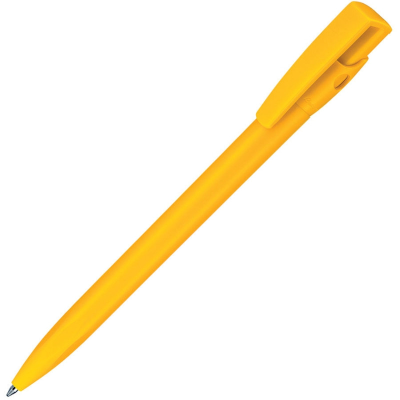 Ручка шариковая KIKI MT, Желтый, -, 396F 03