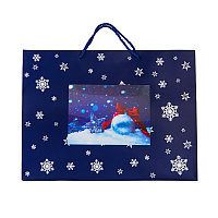 Пакет малый   BLUE WONDER, Белый, -, 24502 24