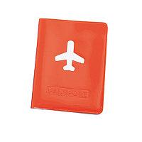 """Обложка для паспорта """"Flight"""" , Красный, -, 343927 08"""