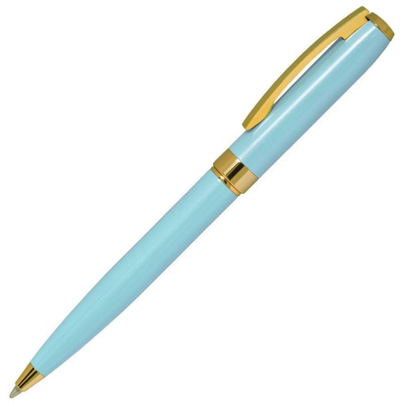 Ручка шариковая ROYALTY, (устарел) Бирюзовый, -, 38006 22