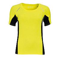 Футболка женская для бега SYDNEY WOMEN 180, Желтый, S, 701415.306 S