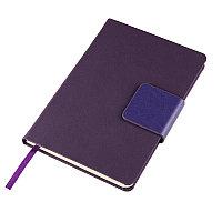 Ежедневник недатированный Stevie, А5, фиолетовый, кремовый блок, без обреза, Фиолетовый, -, 24706 11