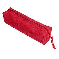 Чехол для карандашей ATECAX, красный, 5х20х4,5 см, полиэстер, Красный, -, 345514 08