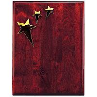 Плакетка, коричневый, , 13110