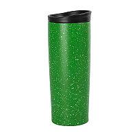 Термокружка вакуумная SPACE, 450 мл, Зеленый, -, 29002 15