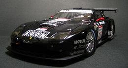 1/18 Kyosho Коллекционная модель Ferrari 575 GTC Team J.M.B 2004