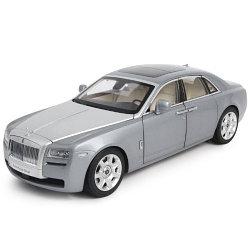 1/18 Kyosho Коллекционная модель Rolls-Royce Ghost, серебристый
