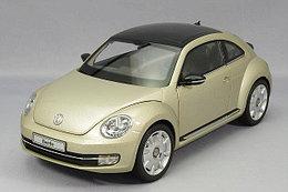 1/18 Kyosho Коллекционная модель Volkswagen Beetle Coupe