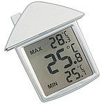 Погодные станции, термометры