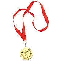 """Медаль наградная на ленте """"Золото"""", Золото, -, 343743 49"""