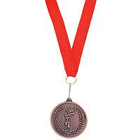 "Медаль наградная на ленте  ""Бронза"", Бронзовый, -, 343743 84"