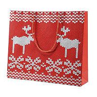 """Пакет  большой """"Oh my deer"""", Белый, -, 24500 08"""