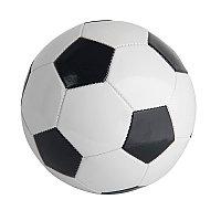Мяч футбольный надувной PLAYER , белый, черный, , 344086