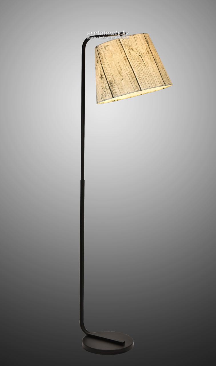 Одноламповый торшер в современном стиле