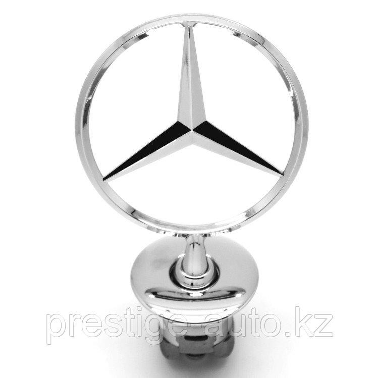 Оригинальная эмблема на капот Mercedes Benz S-Class