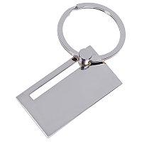 """Брелок """"Move"""" в подарочной упаковке, серебристый, , 23204"""