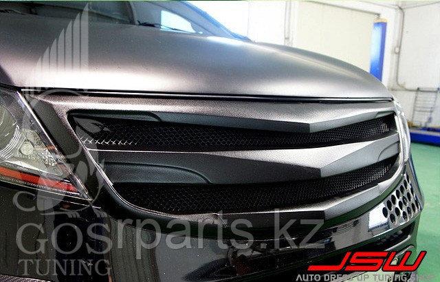 Решетка радиатора «JSW Design» для Kia Sportage R