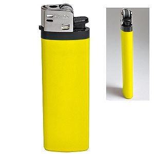 Зажигалка кремниевая ISKRA, Желтый, -, 14908 03