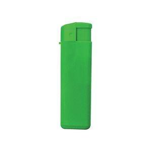 Зажигалка пьезо ISKRA, Зеленый, -, 14909 15