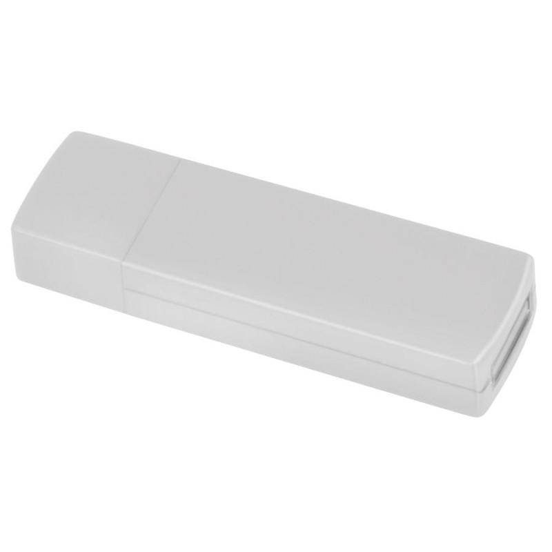 "USB flash-карта ""Twist"" (8Гб), Белый, -, 19313_8Gb 01"