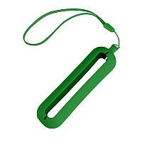 Обложка с ланъярдом к зарядному устройству SEASHELL-1, Зеленый, -, 25300 18