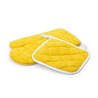 Набор: прихватка и рукавица LESTON, Желтый, -, 345021 03