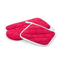 Набор: прихватка и рукавица LESTON, Красный, -, 345021 08