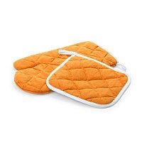 Набор: прихватка и рукавица LESTON, Оранжевый, -, 345021 05