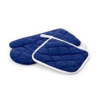 Набор: прихватка и рукавица LESTON, Темно-синий, -, 345021 26