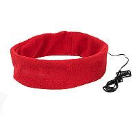 Повязка на голову MARKIZ с наушниками, Красный, -, 345142 08