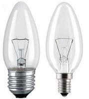 Лампочки накаливания фирменные (шарики, свечки)